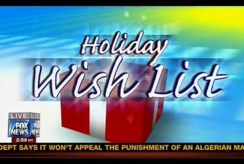 30holidaywishlist