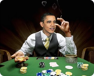 Obama-playing-poker