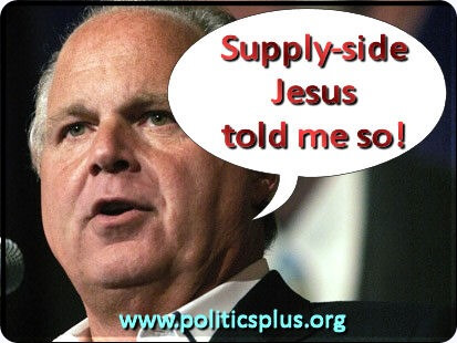 Limbaugh-Jesus