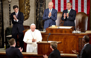 Pope Francis in Congress